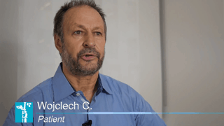 video - Wojclech C | Patient